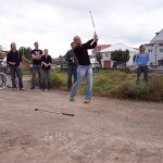 Crossgolf – und plötzlich steht man mitten auf dem Platz